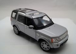 Land Rover Discovery 4 de 2010  Welly au 1/24