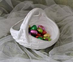 Keramikkorb für Süßes