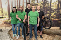 e-motion e-Bike Experten in der e-motion e-Bike Welt in Westhausen