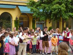 Galierie zum Auftritt Bayerisch-Türkisch am Kultusministerium und Zeitraum Bayern
