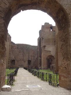 Rom, Caracallathermen