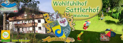 Sommerurlaub am Sattlerhof Walchsee