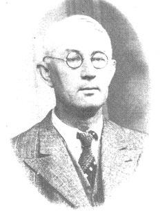 Burgemeester Soors Mathieu