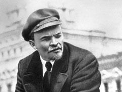 В.И. Ленин на параде войск Всевобуча.  Фото  ИТАР-ТАСС