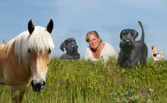 Tierkommunikation, Altes Heilwissen, Tipi & Natur