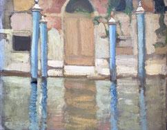 Alfred Smith. Venise. H. Pradelles. Galerie Bassam.