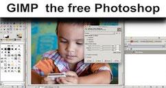 GIMP free image editor