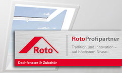Dachfenster Innenansicht - die Zimmerei Tobias Lutz ist Ihr Roto Profipartner und Spezialist für Dachfenster