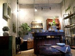 ギャラリー&カフェ