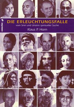 Cover Erleuchtungsfalle Klaus P. Horn