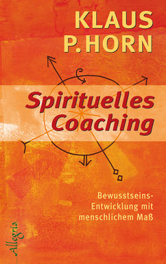 Cover Spirituelles Coaching Klaus P. Horn