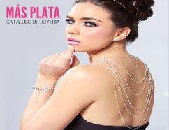 Mas Plata Venta por catálogo de joyería de plata acero y oro en estados unidos Mexico