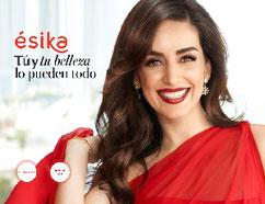 Ésika Venta por catálogo de cosméticos y maquillaje en estados unidos usa