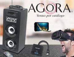 Agora Venta x catálogo de artículos para el hogar y electronica en estados unidos Guatemala
