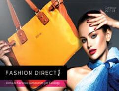 Fashion Direct venta por catalogo de bolsos y carteras para dama en estados unidos Panama