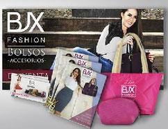BJX Bajio Fashion venta por catalogo de bolsos carteras mochilas para dama en estados unidos Mexico