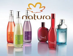 Natura venta por catalogo de perfumes y fragancias para hombre y mujer. Venta de fragancias y perfumes para dama y caballero