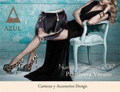 Azul venta por catalogo de bolsos carteras y accesorios para dama y caballero en estados unidos Argentina