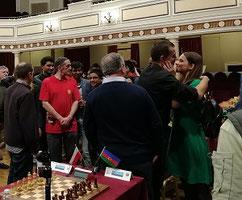 Radek und Alina gewinnen Isle of Man Masters 2018