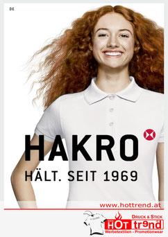 hakro textil by hottrend textil ratgeber bestickt bedruckt stickerei hottrend schimana tirol salzburg südtirol KARLOWSKY Bekleidung textilien arbeitsbekleidung workwear