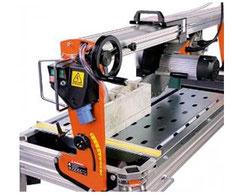 prodito zaagtafel TZM350 / 350mm ook inzetbaar voor het verzagen van betonblokken