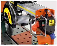 prodito zaagtafel TZM350 / ingebouwde laser