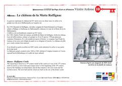 Le château de la Motte Roffignac
