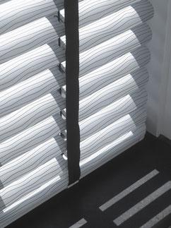 Store vénitien aluminium Luxaflex