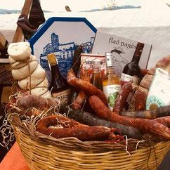 Typische Lebensmittel von Ibiza