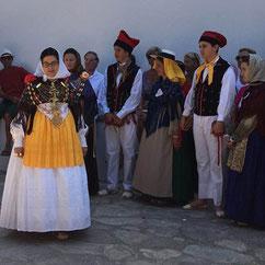 Mittelalterliches Stadtfest in Ibiza