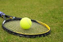 テニスをしている方はテニス肘にご注意を。