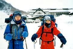 1991.1.2〜3 酸ケ湯温泉