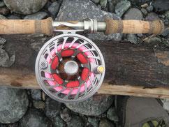 Rolle Fliegenfischen