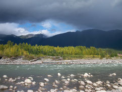 "Copper River ""Thunder and Lightning"""