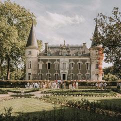 Anniversaire au Chateau Belle Epoque à Linxe 40