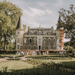 Anniversaries and Birthdays at Château Belle Epoque, in Linxe (40)
