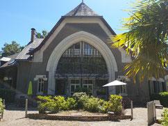 El gran albergue en el Castillo Bella Epoca en Linxe 40