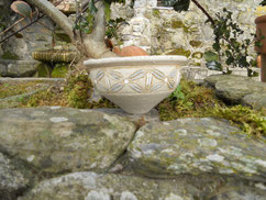 Pottery, celtic, bowl. Monte Santa Trega, A Guarda, Pontevedra, Galicia