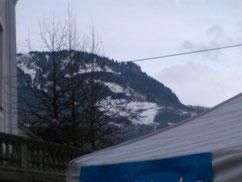 Ausblick vom Warenmarkt in Schwyz