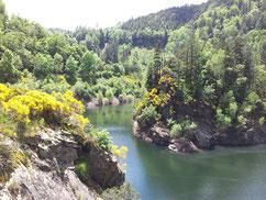 Rochetaillée ,barrage Gouffre d' Enfer ,gîte