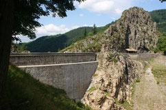 Pilat, Rochetaillée ,barrage Gouffre d' Enfer,gîte
