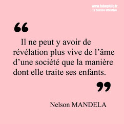 Nelson Mandela citation