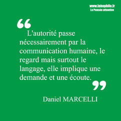 Daniel Marcelli citation