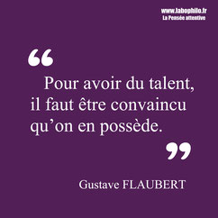 Gustave Flaubert citation
