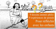 FILOSOFIX: 9 expériences de PENSEE