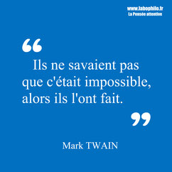 Mark Twain citation