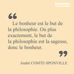 André Comte-Sponville citation