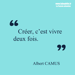 Albert Camus citation