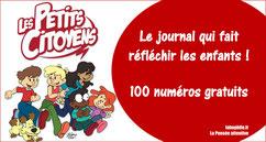 "100 numéros offert des ""Petits Citoyens"""