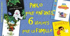 6 ateliers de philo pour enfants